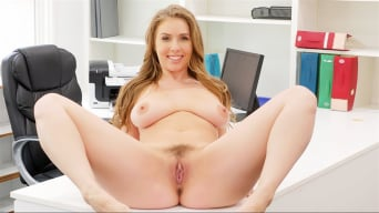 Lena Paul in 'Cum Into My Office'